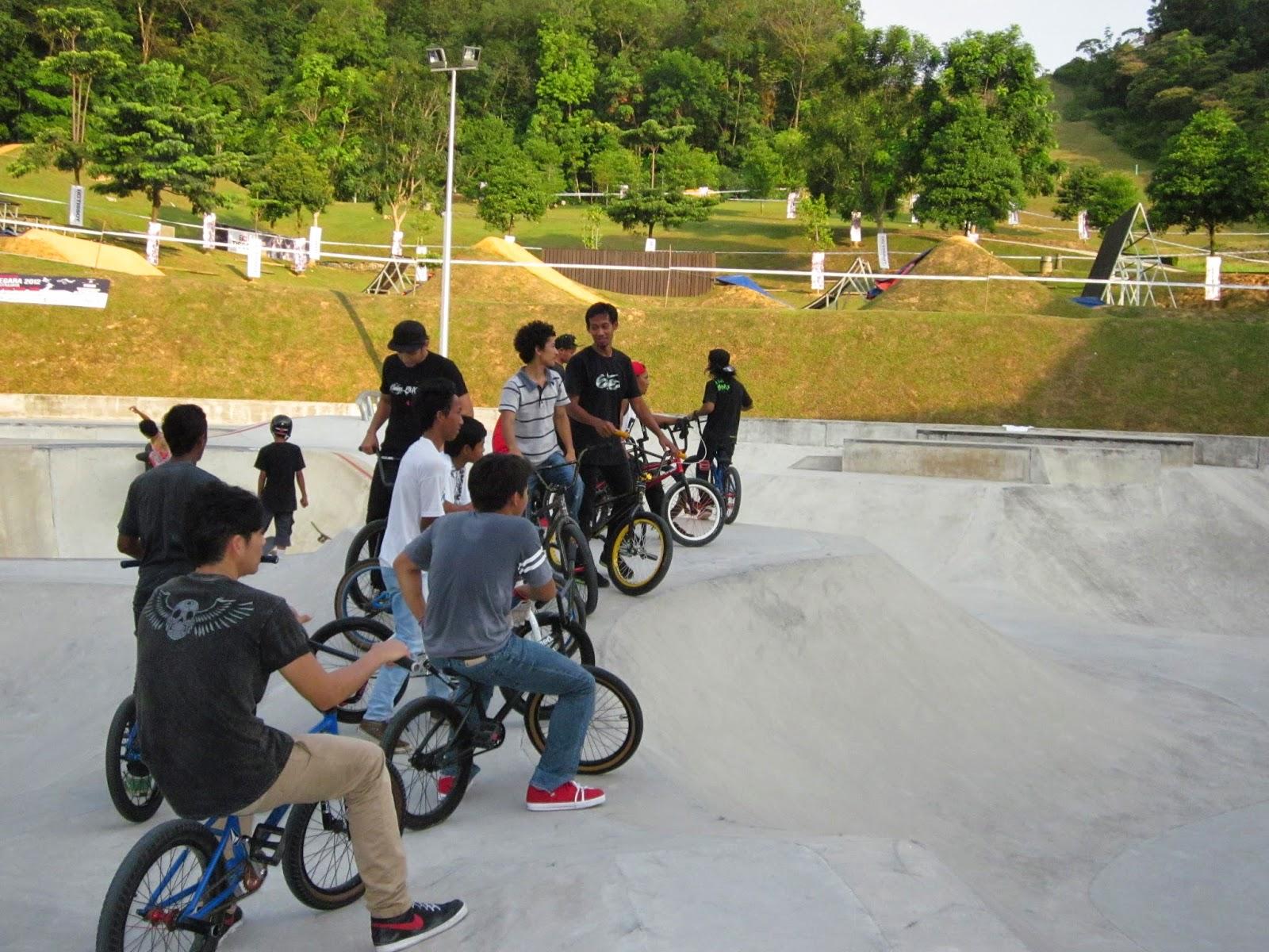 Sukan BMX