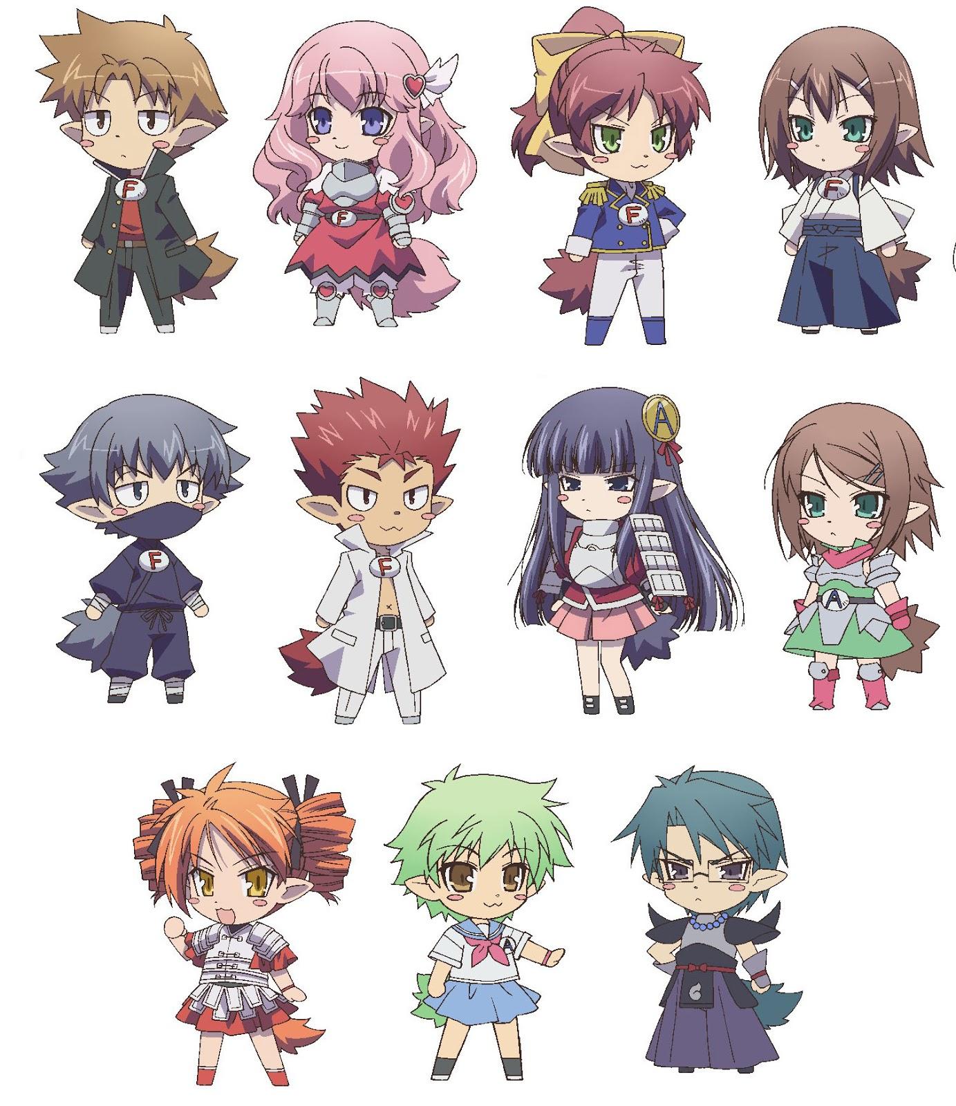 the baka La historia se centra en torno a un chico llamado akihisa yoshii, también conocido como el tonto (baka en japonés) del título Él asiste a la academia fumizuki.