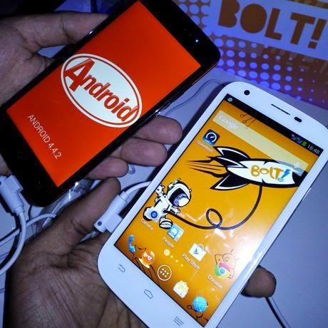 Bolt Akan Rilis Smartphone Dengan Internet Cepat