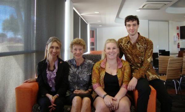 Pelajar Bahasa Indonesia di Australia