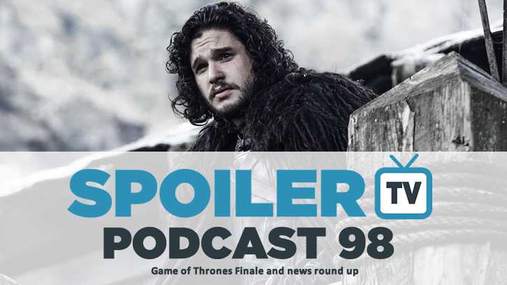 STV Podcast 98 - Game of Thrones Finale Special
