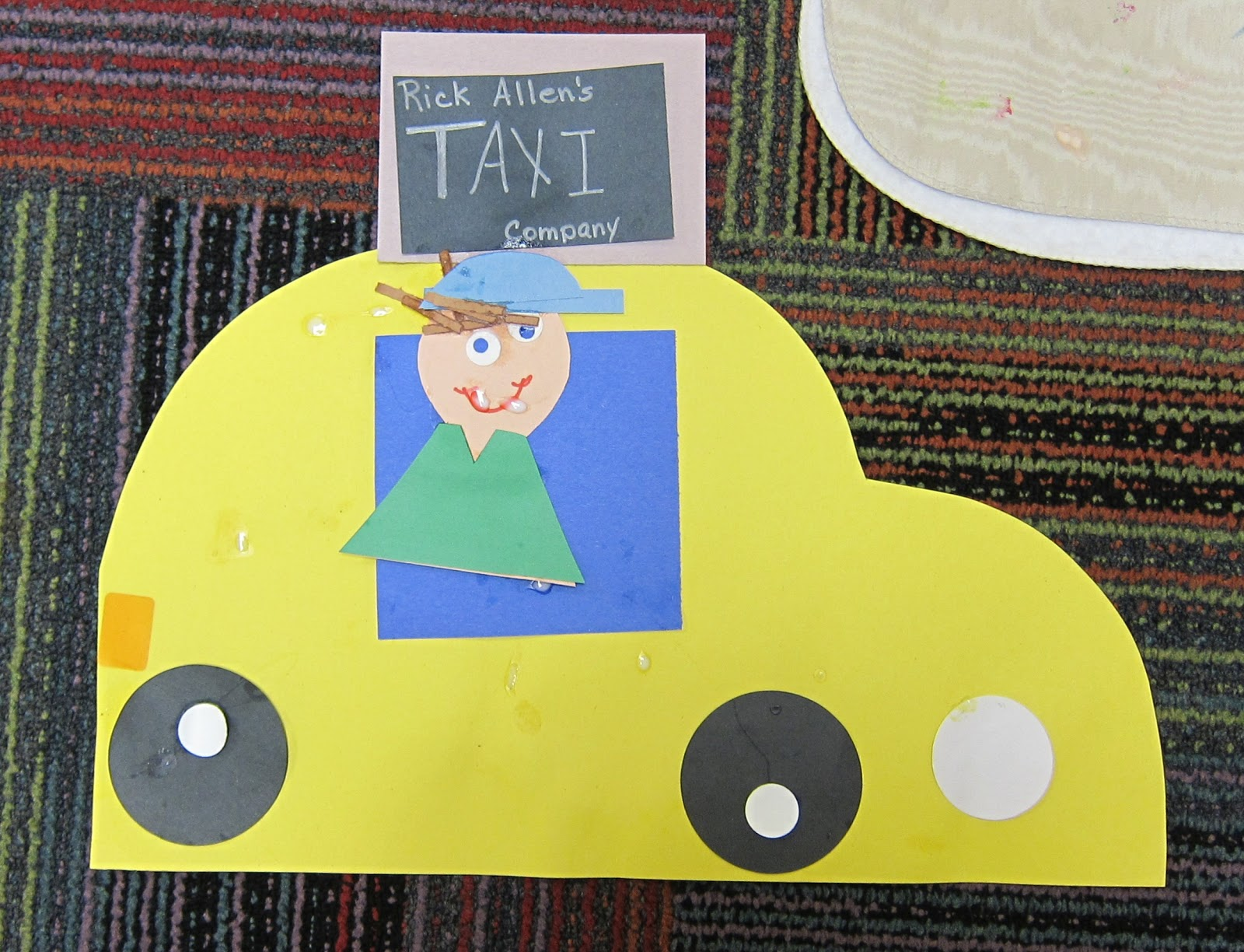 Mrs karen 39 s preschool ideas t week and transportation for Arts and crafts new york