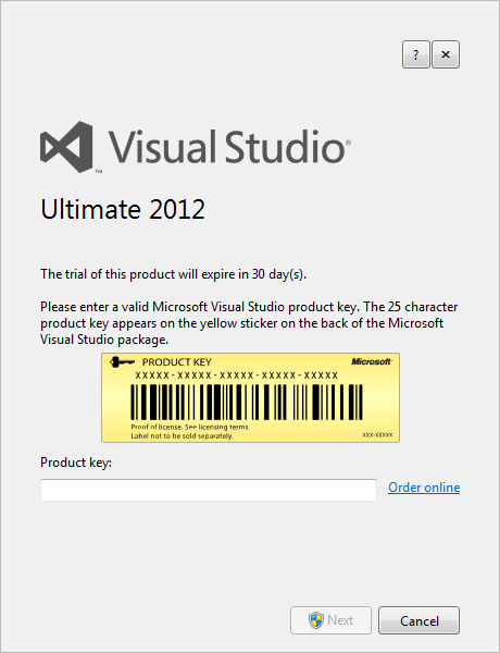 Visual Studio 2017 Product Key Archives