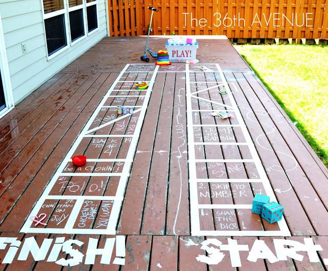 10 Diy Lawn Games Everyday Parties