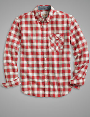 Long Sleeve Dress on Men Fashion Dresses  Rio Red Long Sleeve Slim Oxford Shirt   Dockers