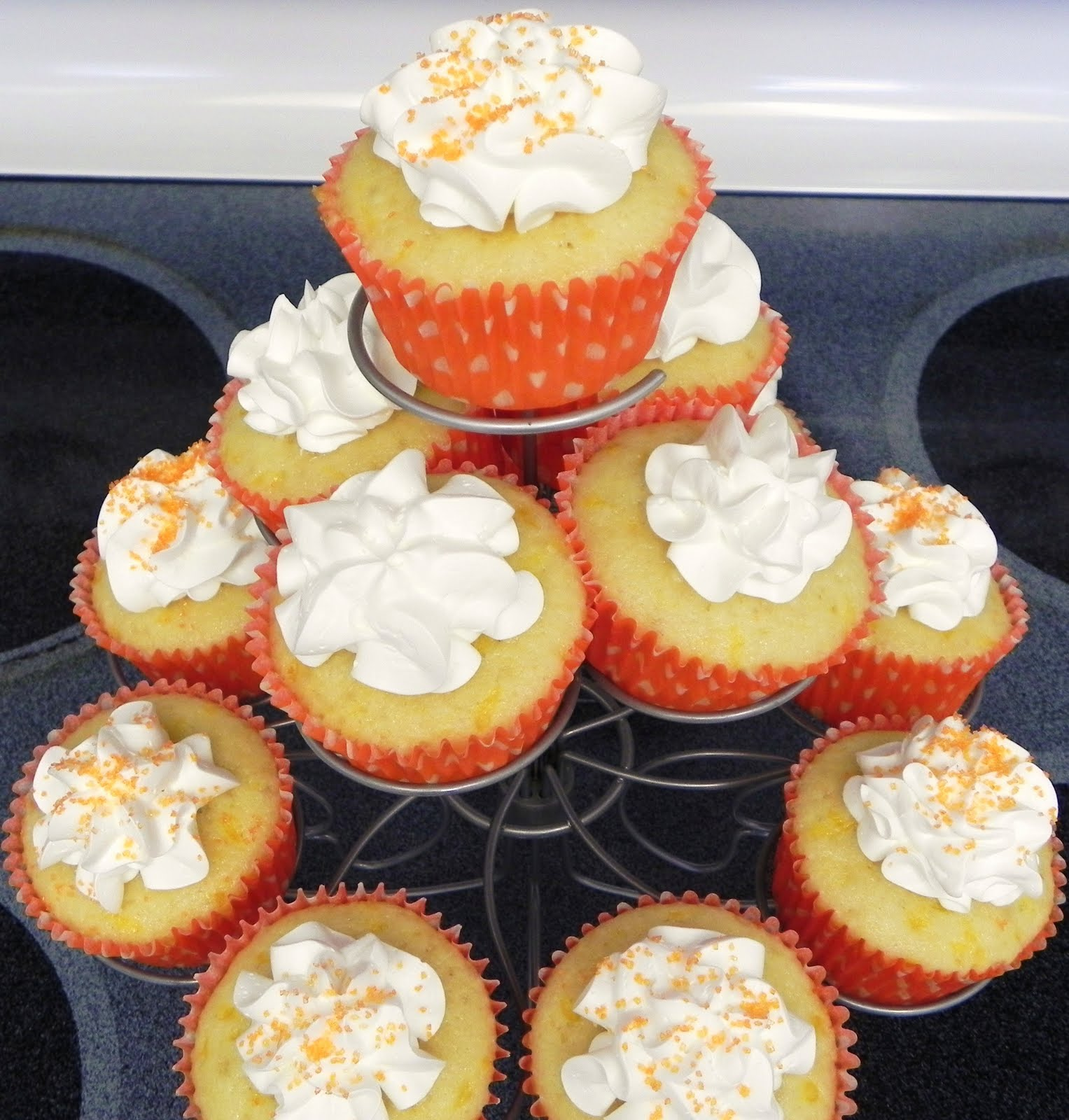 mandarin orange cupcakes applesauce cupcakes
