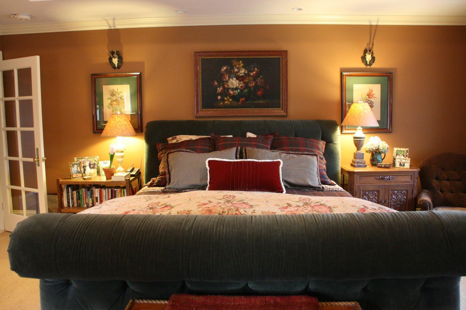 vignette design: The Bedside Table