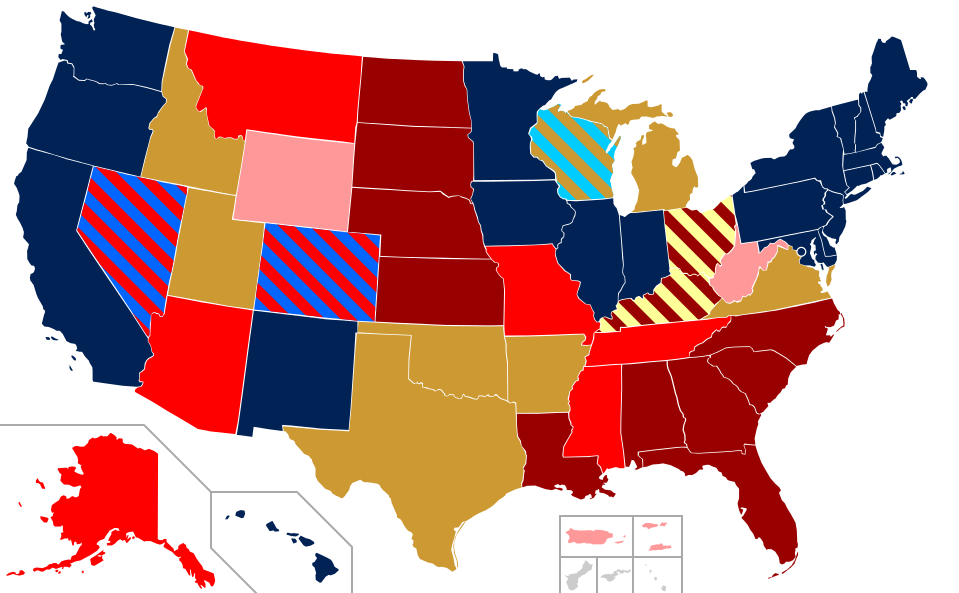 same sex marriage in the united states