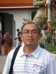 Bambang Suharno | Penulis Utama dan Editor Tim Ahli Naskah Pidato