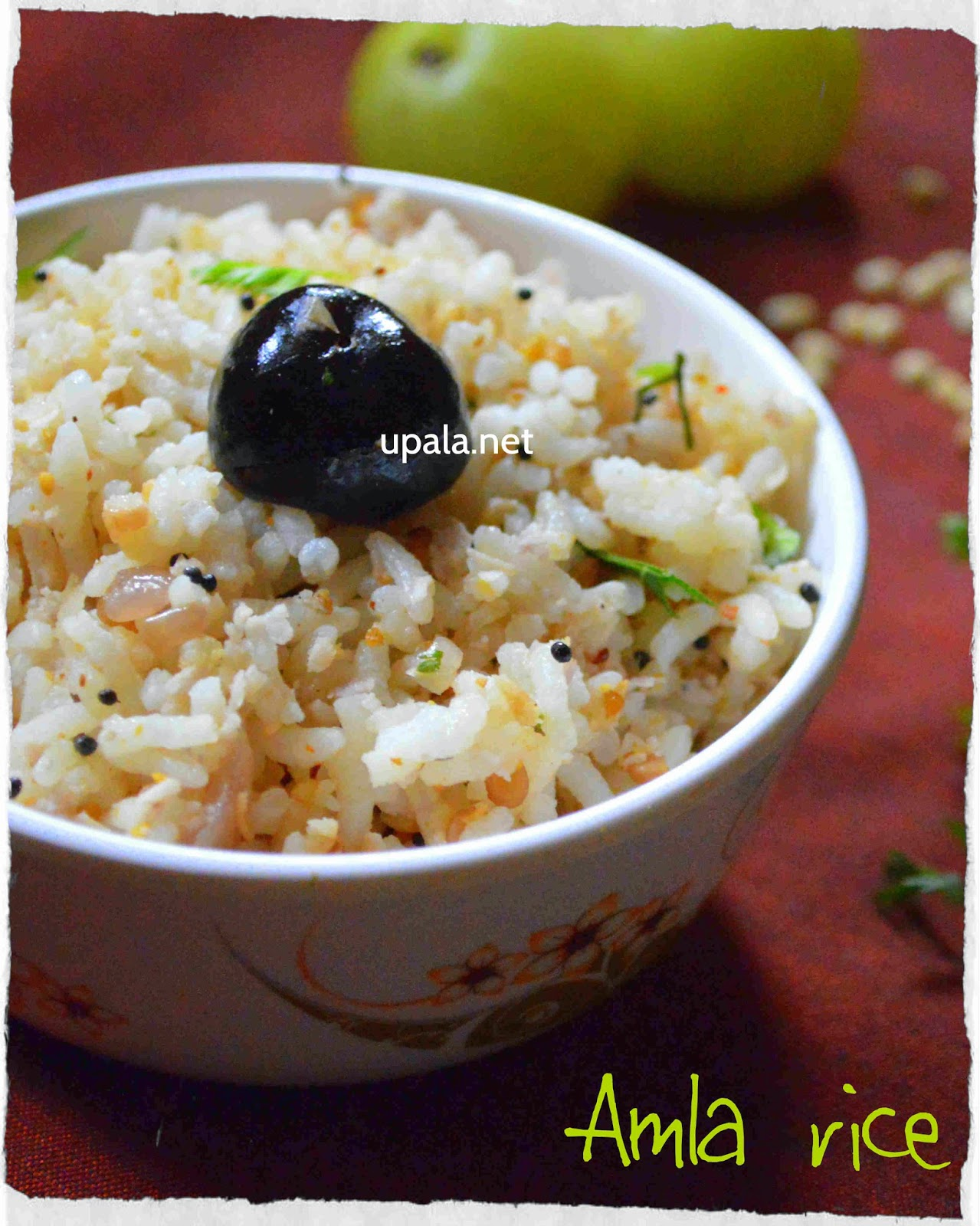 amla rice-nelikai rice
