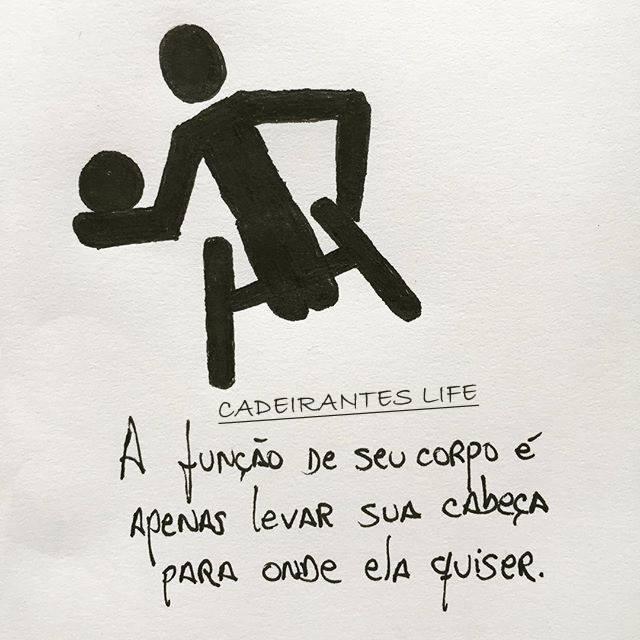 Imagens E Frases Que Inspiram Cadeirantes Life