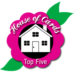 Top five at House of Cards!