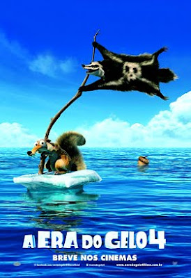 Assistir Online Filme A Era do Gelo 4 - Ice Age: Continental Drift