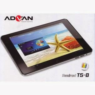 Harga dan Spesifikasi Advan Vandroid T5B