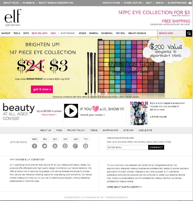 discount makeup website