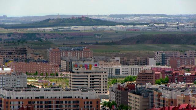 Cerro Almodóvar vista Sur