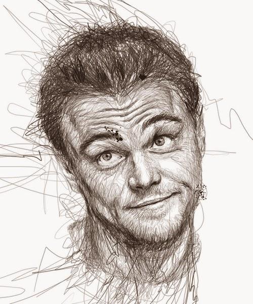 03-Leonardo-DiCaprio-Malaysian-Artist-Vince-Low-Scribble-Dyslexia-www-designstack-co