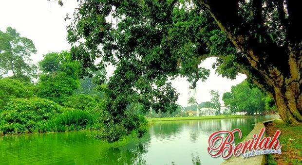 5 Tempat Angker Yang Terkenal di Kebun Raya Bogor