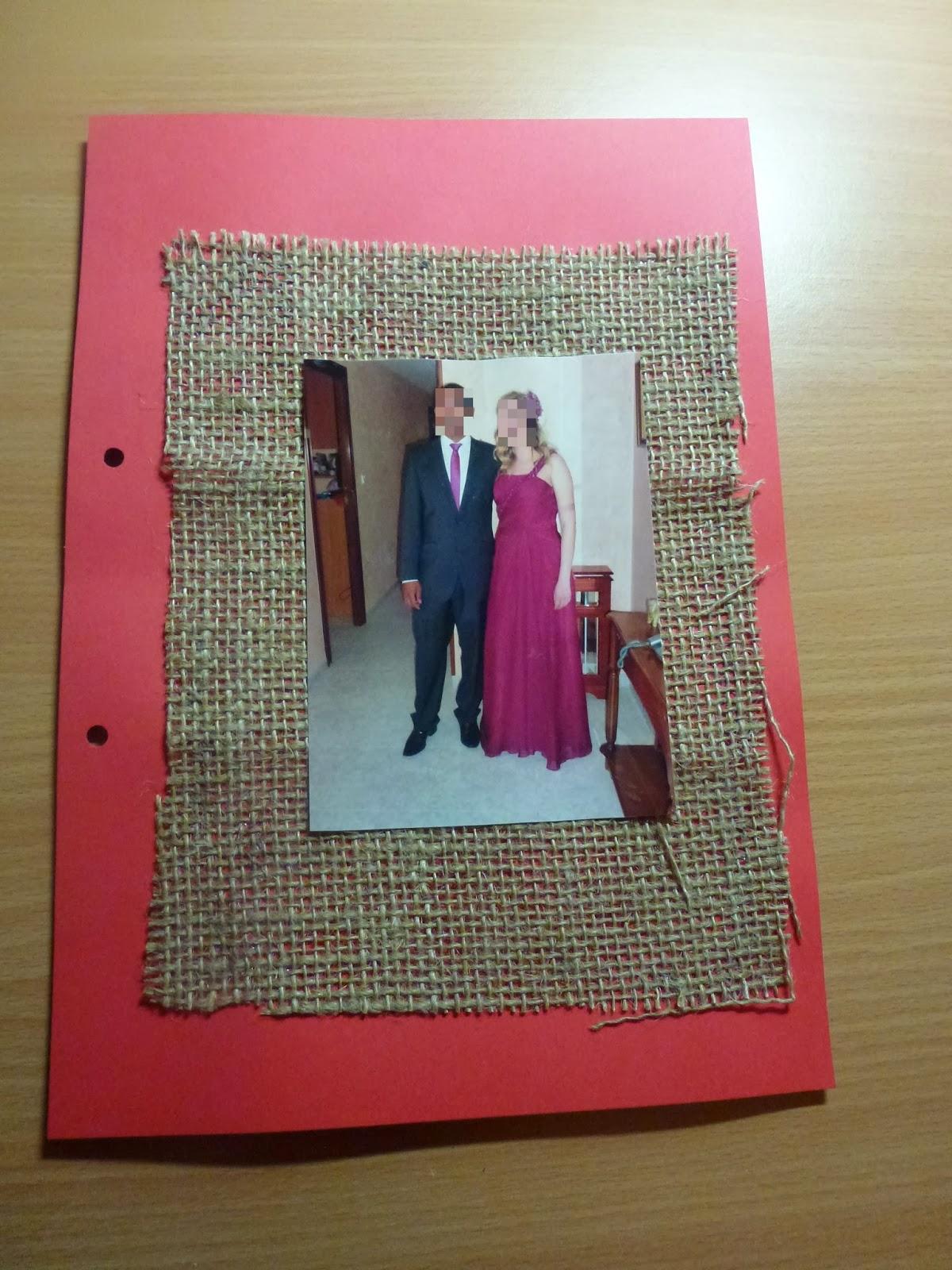 El mundo de saandry diy haz un lbum de fotos casero - Hacer un album de fotos casero ...