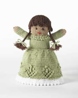 Free Knitted Doll Pattern : Miss Julias Patterns: Free Patterns - 65 Toys to Knit & Crochet