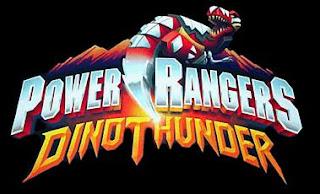 Power Ranger Dino Trueno