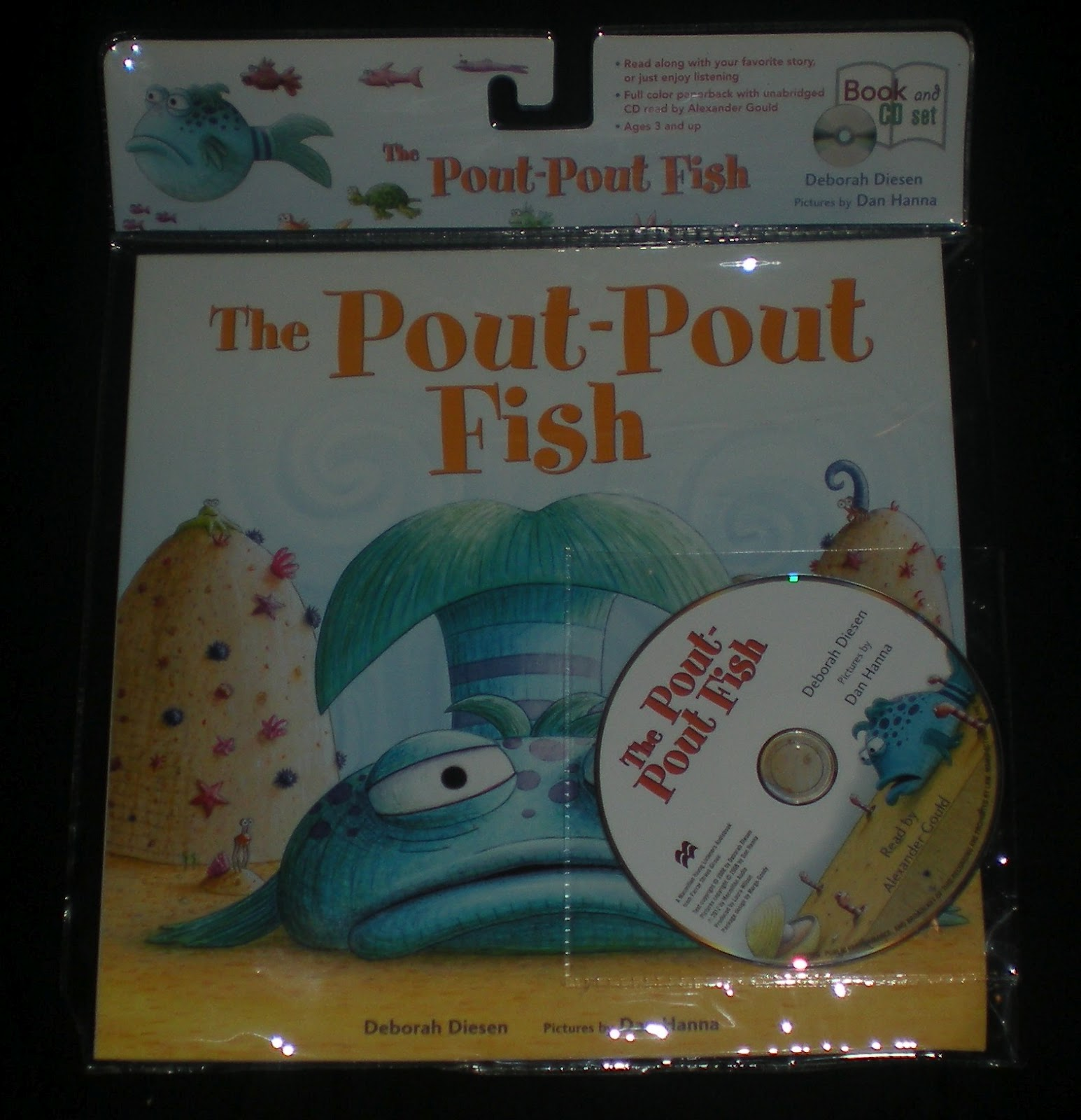 Js reviews and giveaways pout pout fish for The pout pout fish in the big big dark