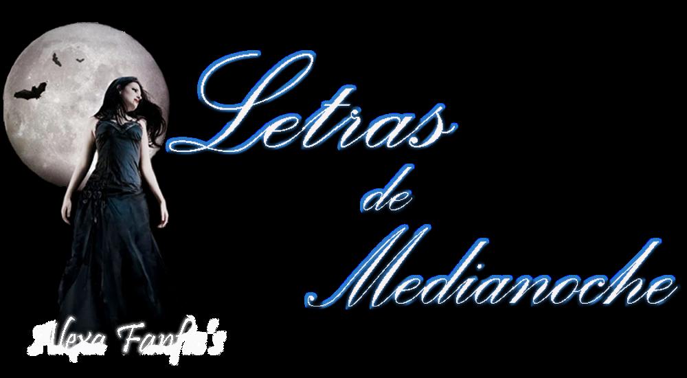Letras de Medianoche