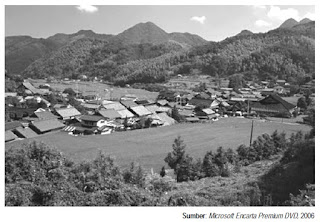 Pengertian Desa R. Bintarto
