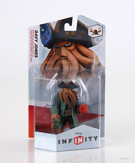 Disney Infinity Davy Jones figura