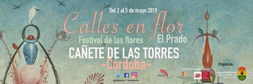 Calles en Flor 2019