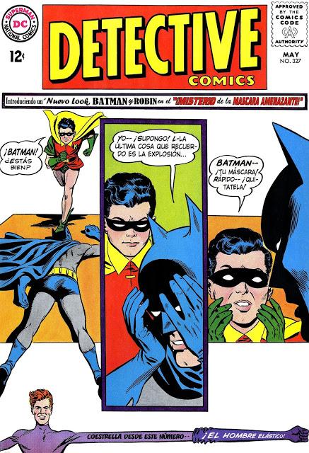 Detective Comics - Tradumaquetaciones de 2020adm
