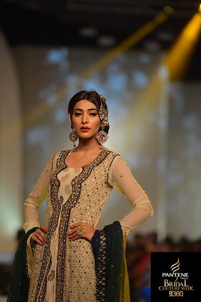 Pantene Bridal Couture Week 2013, Mona Imran, Pakistani Models