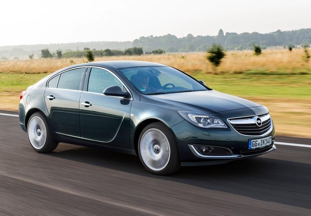 Το Opel Insignia με 1.600άρη turbo diesel 120 και 136PS