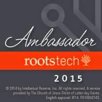 RootsTech 2015 Ambassadors!