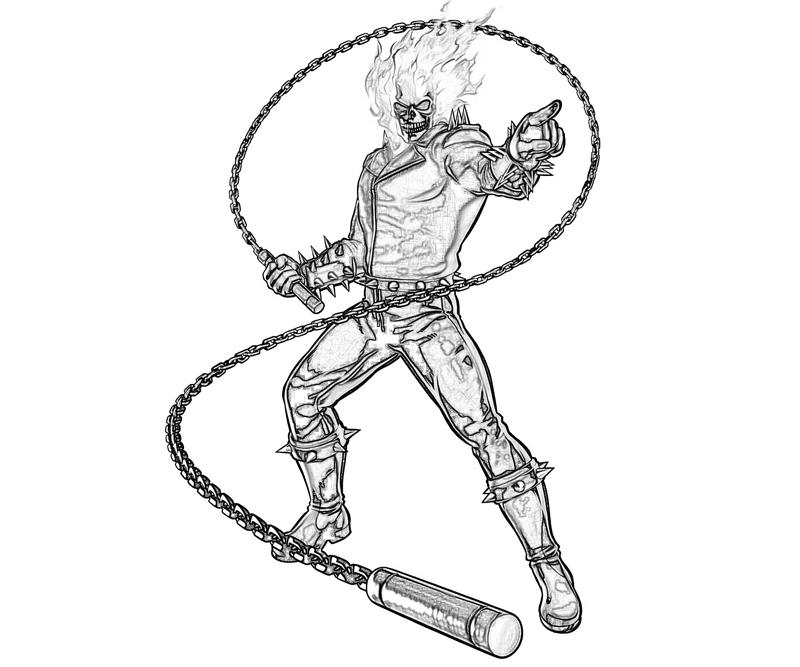 marvel-vs-capcom-ghost-rider-character-coloring-pages