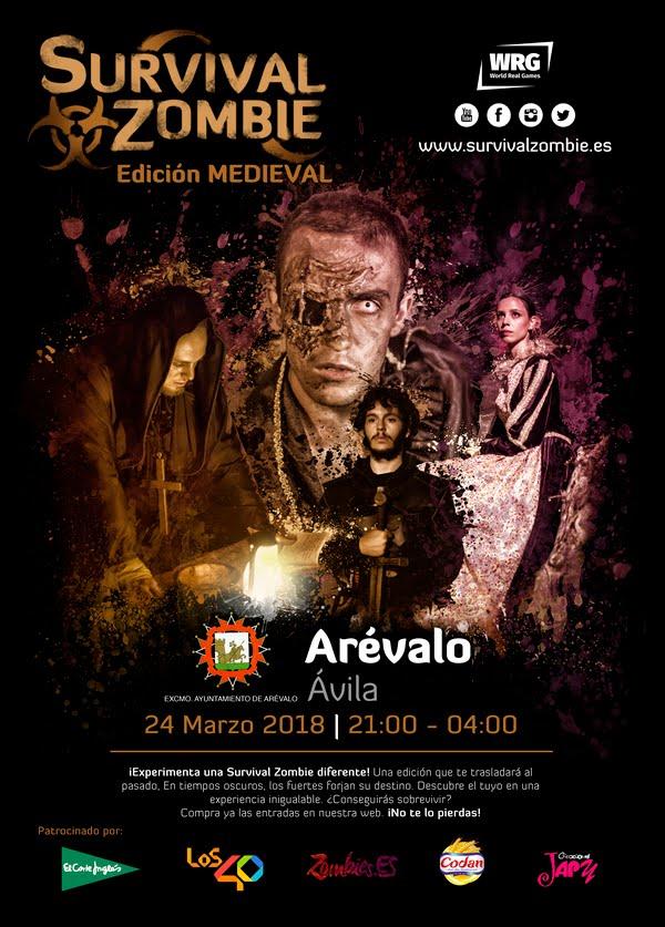 Eventos en Arévalo