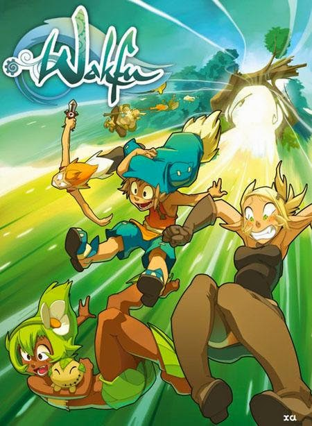 Wakfu The Animated Series Season 1 -