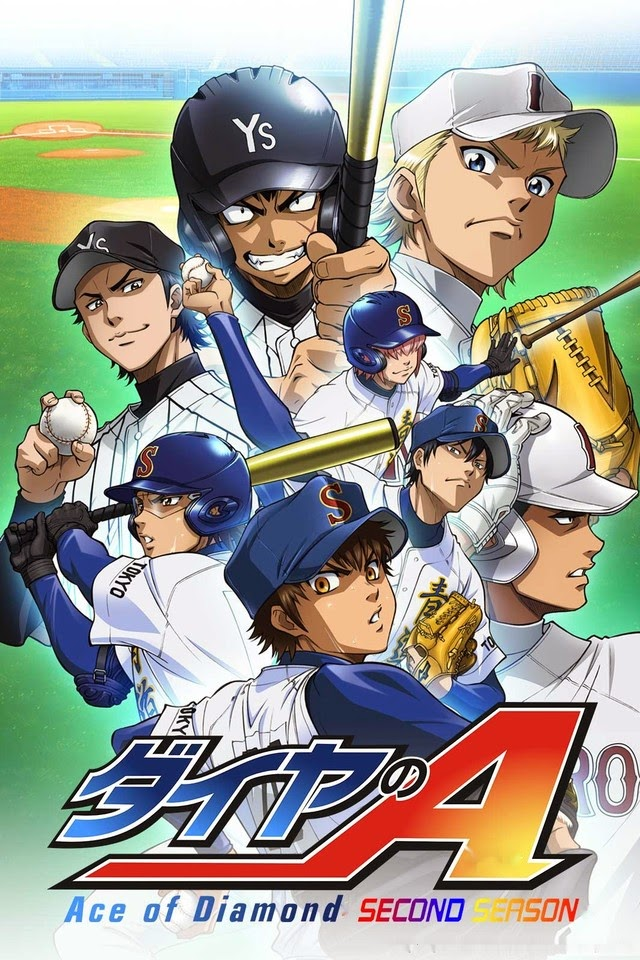 Diamond no Ace|Second Season|22/??|HDTV720p|Actualizable