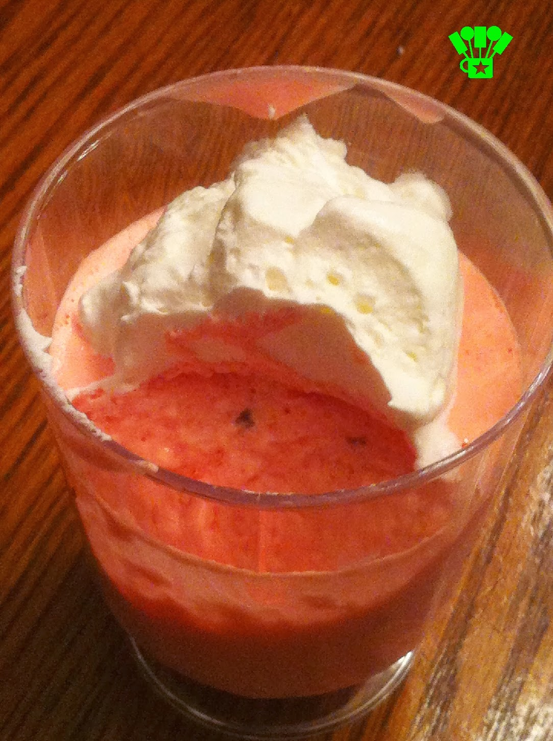 Celebrating the Amity Faction with Strawberry Celebration recipe perfect for your Divergent party.