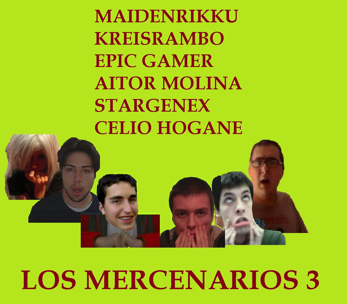 Montaje para el final de Red Leo Media Ep2: The Halloween Revenge III (2012)