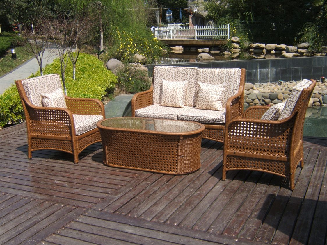 Great How to Clean Outdoor Wicker Furniture