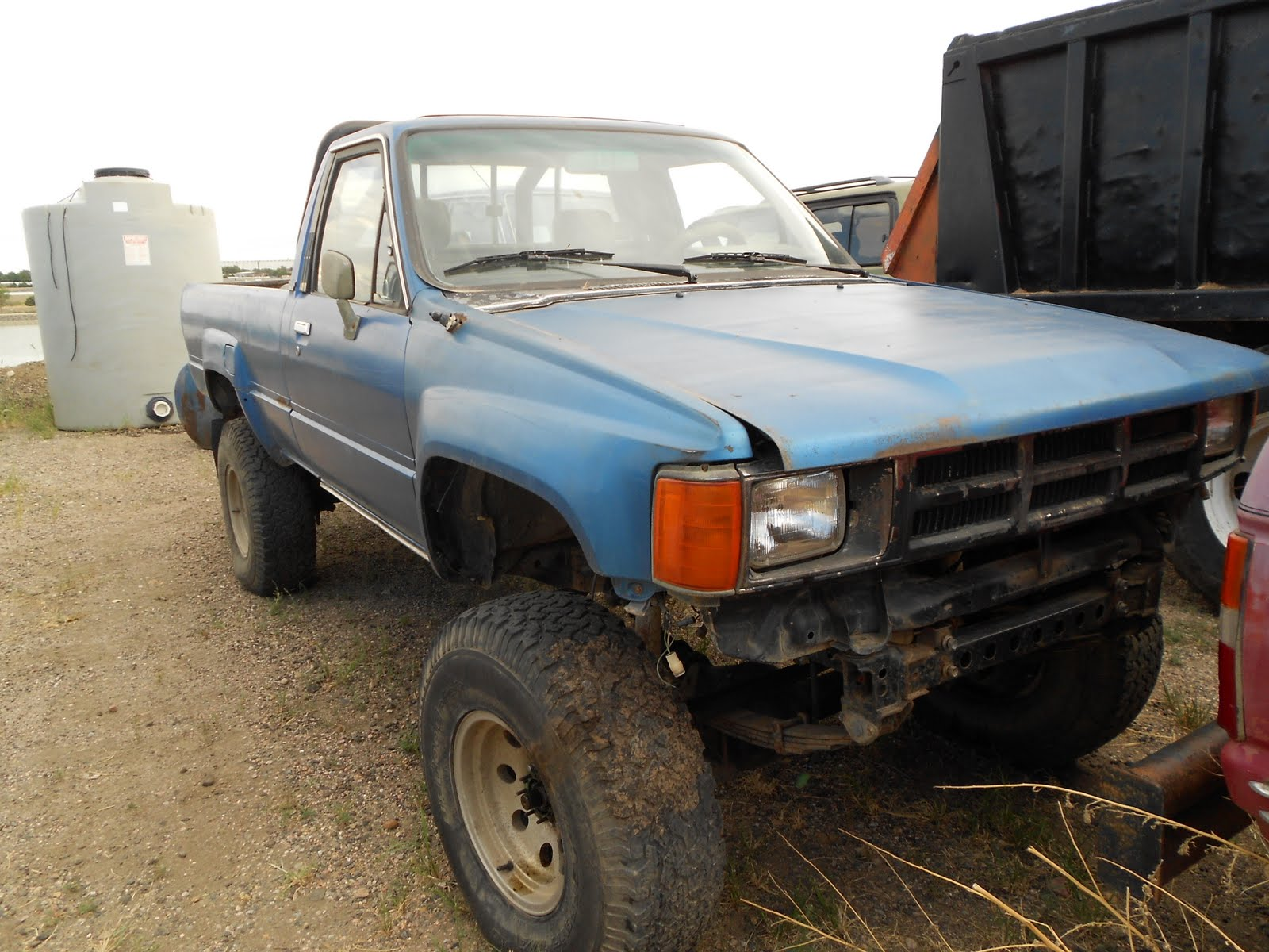 New arrivals at jim 39 s used toyota truck parts 1985 toyota pickup 4x4 for 1985 toyota pickup interior parts