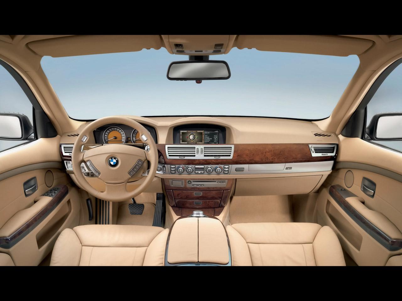 Wallpapers BMW Series Wallpaper - 2012 bmw 745li