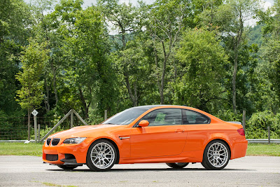 BMW M3 Coupe Lime Rock Park Edition: The Latest Limited Edition M3
