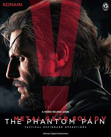 METAL GEAR SOLID V: The Phantom Pain PC Full Español