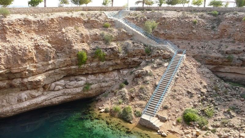Bimmah Sinkhole | Hawiyat Najm Park, Oman