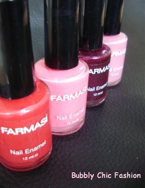 Farmasi lak za nokte, farmasi nail polish 43 24 74 32