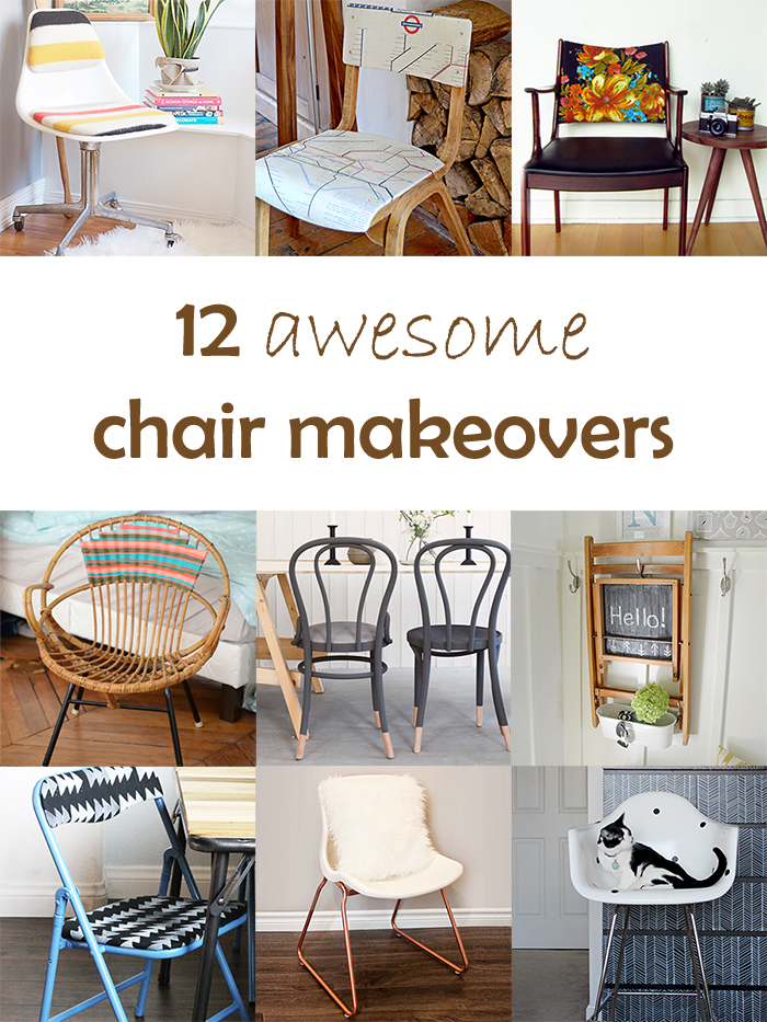 DIY Monday # Chair makeover