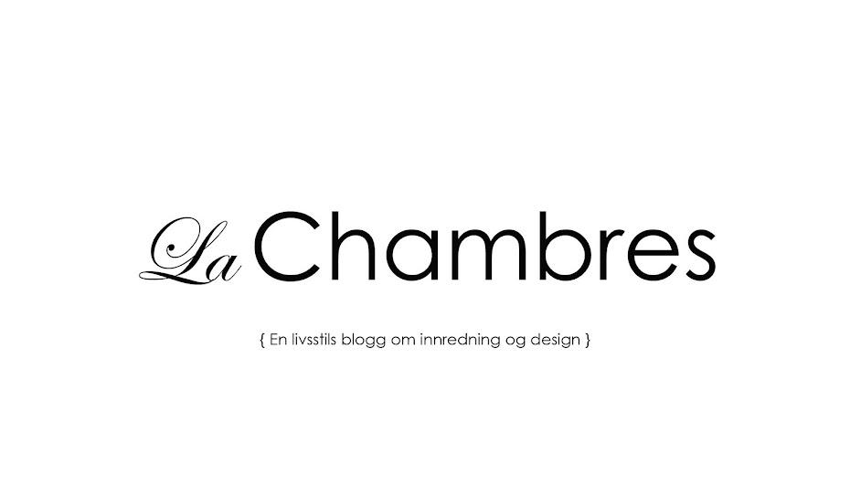 La CHAMBRES