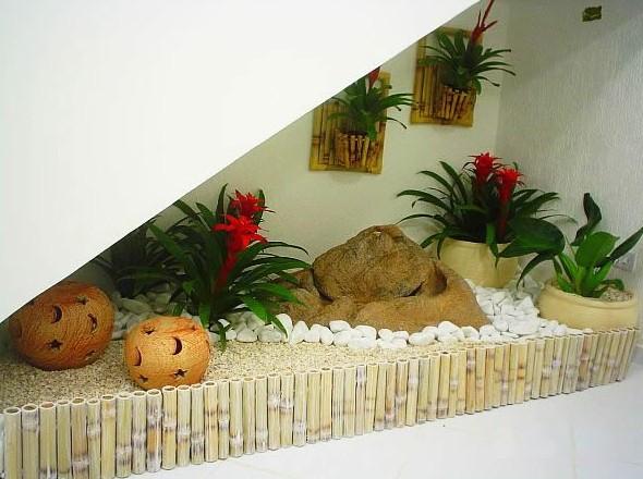 ideias para decorar meu jardim:Meu Palácio de 64m²: Jardim de Inverno